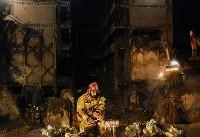 تعاریف بنیاد شهید شامل آتش نشانهای حادثه پلاسکو نمیشود