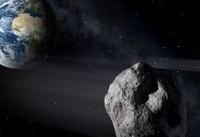 عبور سیارک ۱ کیلومتری از کنار زمین