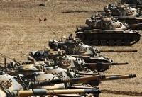 حملات خمپارهای ترکیه به عفرین