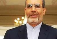 جابری انصاری: تحولات منطقه و جهان عرب رایزنی نزدیک تهران و مسکو را می طلبد