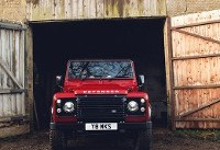 خودروی جدید به مناسبت هفتادمین سالگرد تولد «لندرور دیفندر» (+عکس و فیلم)