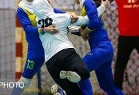 تداوم صدرنشینی تاسیسات در هفته یازدهم لیگ برتر هندبال زنان/ لارستان در رده سوم جدول