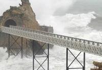 طوفان جان ۹ نفر را در غرب اروپا گرفت