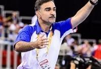 سرمربیگری جمشید خیرآبادی در تیم ملی کشتی فرنگی امید به تأیید رسید