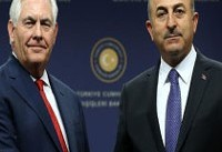 وزیران خارجه ترکیه و آمریکا به گفتگوی تلفنی پرداختند