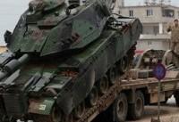 ترکیه از احتمال حمله زمینی به شهر عفرین سوریه خبر داد
