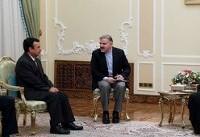 ایران خواهان توسعه همکاری ها با کشورهای آمریکای لاتین است