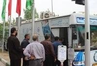اتوبوس دیابت به مدت یک هفته در منطقه ۱۹ مستقر میشود
