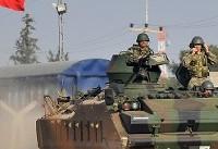 کشته شدن ۱۸ شهروند سوری در حمله ترکیه به عفرین