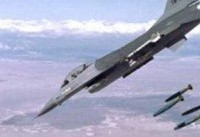 آغاز حملات هوایی ترکیه به «عفرین»