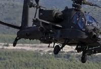 دو کشته در حادثه سقوط بالگرد نظامی آمریکا در جنوب کالیفرنیا