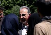 نجفی: استعفای صالحی امیری از شهرداری پذیرفته شد
