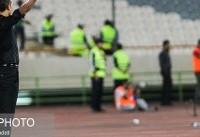 گلمحمدی: افتخار میکنم سرمربی تراکتور بودم/ هیچ بازیکنی کمکاری نکرد