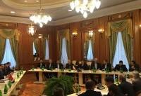 اجلاس سهجانبه سوچی پیرامون روند صلح در سوریه، برگزار شد