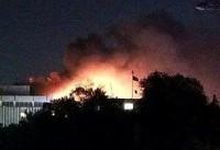 نیروهای افغان کنترل هتل کابل را به دست گرفتند/ همه مهاجمان و ۵ غیرنظامی کشته شدند