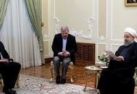 روحانی در دیدار سفیر جدید کوبا: ایران با تحریم به عنوان ابزار ناصحیح و کهنه مخالف است