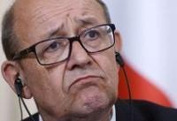 فرانسه خواستار نشست اضطراری سازمان ملل درباره عملیات ترکیه در عفرین شد