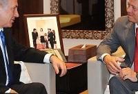 گفتگوی مقام ارشد یک کشور عربی با نتانیاهو