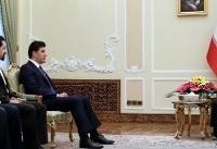 ایران پیوسته از عراق متحد و یکپارچه، حمایت و پشتیبانی میکند/ قدرت ها و نیروهای خارج از منطقه، ...
