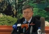 چین آماده همکاری با خانواده قربانیان نفتکش سانچی است