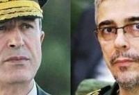 توضیح رئیس ستاد ارتش ترکیه به سردار باقری درباره حمله به عفرین