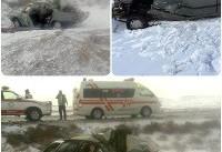 ۵ کشته و مجروح در واژگونی خودروی پژو در محور خرانق – یزد
