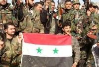 کشف کامیون حامل مهمات برای گروه تروریستی جبهه النصره توسط نیروهای سوری