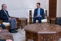 اسد: عملیات ترکیه در عفرین حمایت از تروریسم است