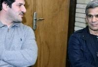 اکبر فلاح به دیدار رسول خادم رفت+ عکس