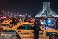 انهدام باندهای سرقت و دستگیری سارقان در طرح امنیت شبانه پایتخت