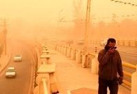 بحران گردوغبار در خوزستان/ مراجعه ۸۰۰ نفر به اورژانس و بستری ۱۰۰ نفر در ...