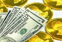 رشد قیمت سکه و دلار در بازار