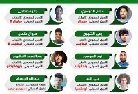 خوشحالی عربستانیها از انتقال همزمان ۹ بازیکن سعودی به لالیگا