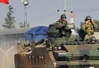 کشته شدن یکی از نظامیان ارتش ترکیه در شمال سوریه