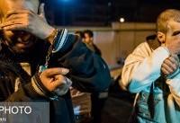 دستگیری شبانه ۱۲۰ تن از اراذل و اوباش تهران/ نظارت پلیس بر قلیانسراها و باشگاههای بدنسازی