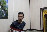 (تصاویر) دستگیری سارقان مسلح قبل از سرقت طلا فروشی