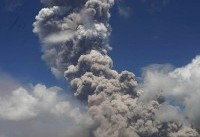 Philippine volcano rains ash, violent eruption feared