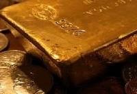 طلای جهانی ۵ دلار گران شد