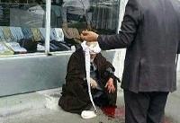 حمله با چاقو به ۲ روحانی در قم (+عکس)/ دادستانی: متهم تعادل روحی و روانی نداشته