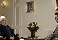 گفتگوی تلویزیونی حسن روحانی: مالکیت نفتکشها در اختیار سازمان تامین اجتماعی است