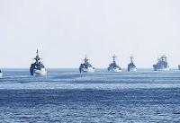 هشدار هواپیماهای نظامی ایران به ۲ ناو جنگی خارجی