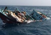 نجات جان ۷ صیاد در آبهای عمان