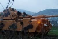 کردها ارتش ترکیه را وادار به خروج از عفرین کردند