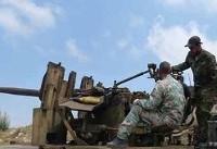 آغاز عملیات ارتش سوریه برای پاکسازی شرق ادلب