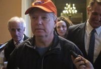 Lindsey Graham Slams Trump Aide, Says White House Staff Making Negotiations 'Difficult'