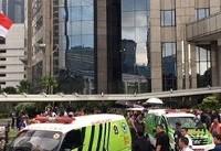 زمین لرزه ۶ ریشتری در پایتخت اندونزی/ خروج هراسان مردم از ساختمان های شهر