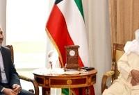 دیدار سفیر ایران در کویت با معاون وزیر خارجه این کشور