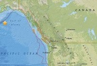 Alaska earthquake: Tsunami warnings downgraded for US and Canada coasts