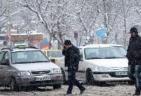 ورود سامانه بارشی به کشور از عصر فردا/ تهران ۳ روز برف و باران می بارد
