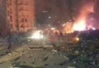 انفجار دو خودروی بمبگذاری شده نزدیک مسجدی در بنغازی لیبی ده ها کشته و ...